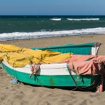 Resting on Shore
